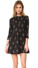 A L C  Terry Dress at Shopbop
