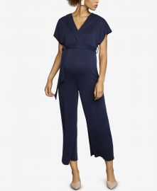 A Pea in the Pod Wide Leg Jumpsuit at Macys