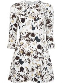 A l c  Floral Print Dress - Joseph Uk at Farfetch