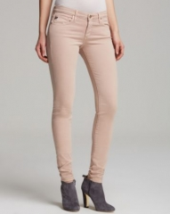 AG Adriano Goldschmied Jeans - The Absolute Legging in Pigment Blush at Bloomingdales