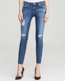 AG Jeans - Legging Ankle in 11 Years Swapmeet at Bloomingdales