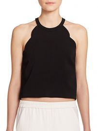 ALC - Sanger Scalloped Top at Saks Fifth Avenue