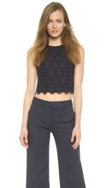 ALC Adriana Lace Top at Shopbop