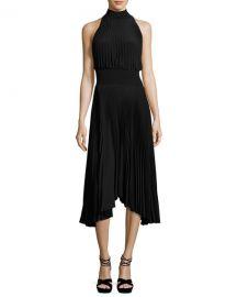 Wornontv Mary Jane S Brown Pleated Midi Dress On Being