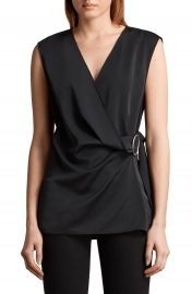 ALLSAINTS Callie Top at Nordstrom