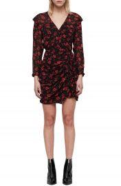 ALLSAINTS Harlow Eira Print Dress at Nordstrom