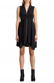 ALLSAINTS Jayda Silk Dress at Nordstrom