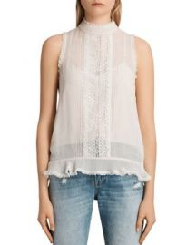 ALLSAINTS Mina Top at Bloomingdales