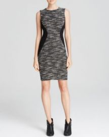 AQUA Dress - Tweed Bodycon at Bloomingdales