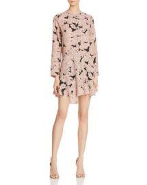 AQUA Marigold Flounce Bottom Dress - 100  Exclusive at Bloomingdales