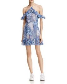AQUA Off-The-Shoulder Dress - 100  Exclusive at Bloomingdales