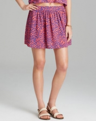 AQUA Skirt - Mary Anne Pocket at Bloomingdales