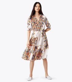ARABELLA DRESS at Tory Burch