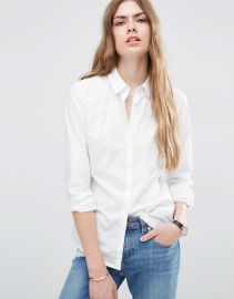 ASOS  ASOS Fitted Shirt at Asos