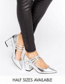 ASOS SABINE Pointed Heels at asos com at Asos
