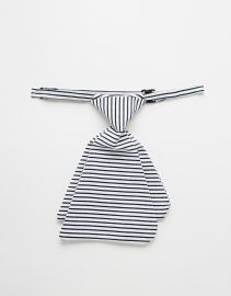 ASOS Striped Mini Tie at Asos