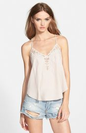 ASTR HighLow Camisole at Nordstrom