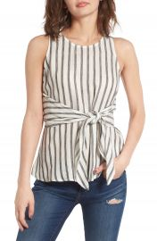 ASTR the Label Alba Stripe Tank at Nordstrom