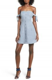 ASTR the Label Araceli Minidress at Nordstrom