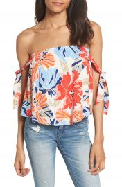 ASTR the Label Havana Blouse at Nordstrom