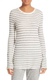 ATM Anthony Thomas Melillo   Stripe Jersey Tee   Nordstrom Rack at Nordstrom Rack