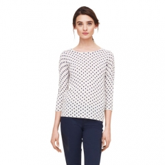 Abby Dot Sweater at Club Monaco