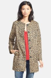 Ace Delivery Leopard Print Topper at Nordstrom