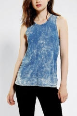 Acid Wash Tank Top by Cotton Citizen at Urban Outfitters