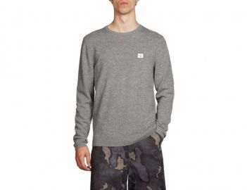 Acne Studios - Dasher O Face Wool Pullover at Saks Fifth Avenue
