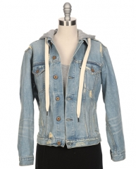 Adam Denim Jacket at Ron Herman