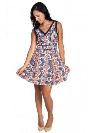 Adelyn Rae Paisley Dress at Amazon