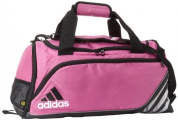 Adidas team speed duffel bag at Amazon