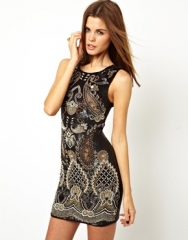 Adorne Dress by Needle and Thread at Asos