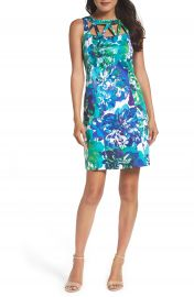 Adrianna Papell Sheath Dress at Nordstrom