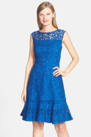 Adrianna Papell lace dress at Nordstrom Rack