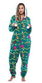 Adult Onesie by Just Love at Amazon