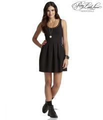 Aeropostale PLL Aria studded dress at Amazon