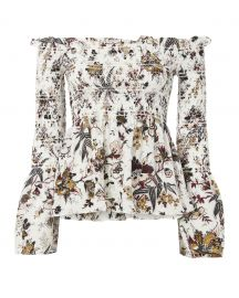 Agra Off-The-Shoulder Blouse by ALC at Intermix