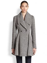 Alexander McQueen - Herringbone-Boucland233 Cossack Coat at Saks Fifth Avenue
