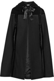 Alexander McQueen hooded cape at Net A Porter