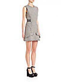 Alexander Wang - Grommet-Belt Peplum Dress at Saks Fifth Avenue