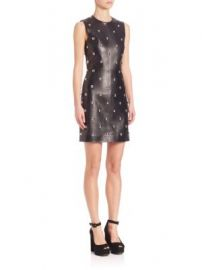 Alexander Wang - Studded Leather Dress at Saks Fifth Avenue
