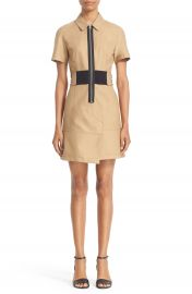 Alexander Wang Cotton Safari Dress at Nordstrom