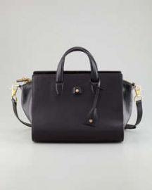 Alexander Wang Pelican Structured Satchel Bag at Neiman Marcus