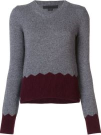 Alexander Wang V-neck Jumper at Farfetch