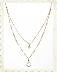 Alexandra Necklace at Brooklyn Designs