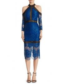 Alexis - Marlowe Lace Dress at Saks Fifth Avenue