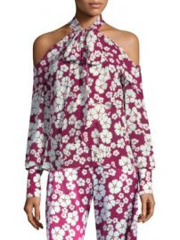Alexis - Paloma Floral-Print Blouse at Saks Fifth Avenue