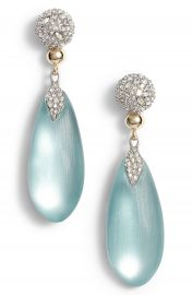 Alexis Bittar Crystal Encrusted Lucite   Drop Earrings at Nordstrom