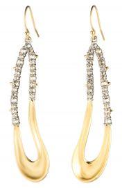 Alexis Bittar Freeform Crystal Encrusted Drop Earrings at Nordstrom